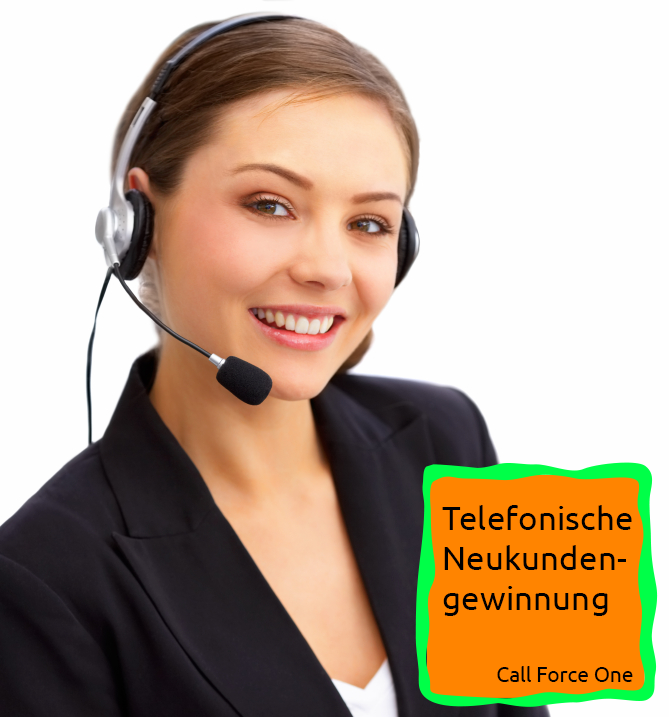 callforceone Telefonische Neukundengewinnung